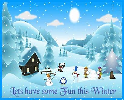 Graphics Glitter Seasonal Seasons Copy Winter Fun