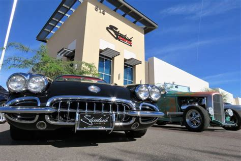 Influx of classic car dealers mean buying a classic car ...