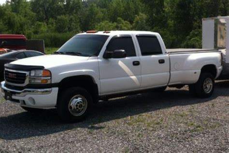 how can i learn about cars 2003 gmc sierra 2500 free book repair manuals sell used 2003 gmc sierra 3500 dually 8 1 liter allison transmission in highland new york