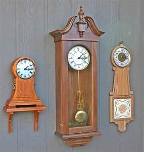 Mantle, Clock, Wall, Clock, U0026, Banjo, Clock, Woodworking, Plans