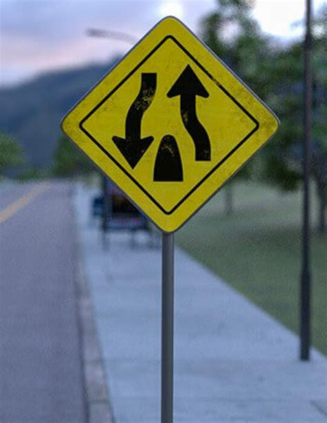 Divided Highway Sign: What Does it Mean?