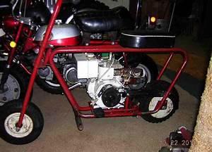 803 8071 Bird Engineering Sears Runabout Mini Bike