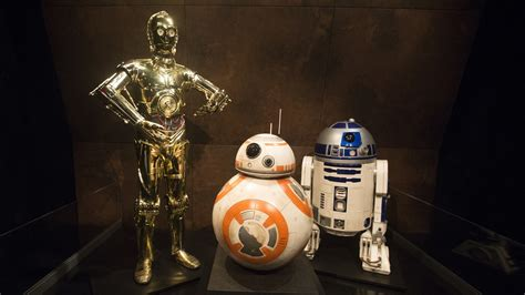 How Close Are Star Wars 'droids' To Real-life Robots