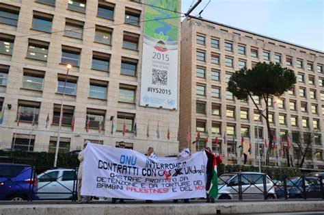sedi onu roma proteste presso sedi onu perch 233 annulli i contratti
