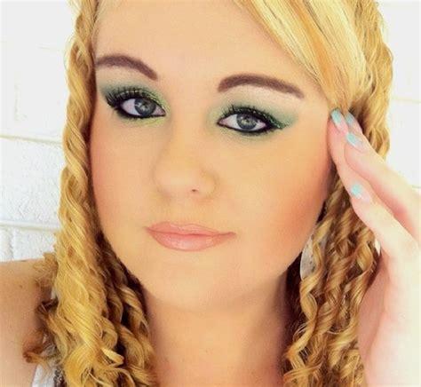 lauren day makeup happy australia day