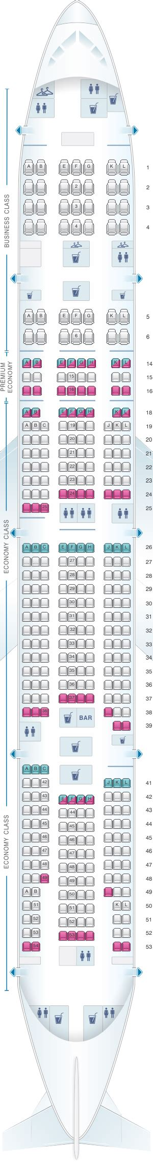 plan si es boeing 777 300er air seating plan boeing 777 300er air brokeasshome com