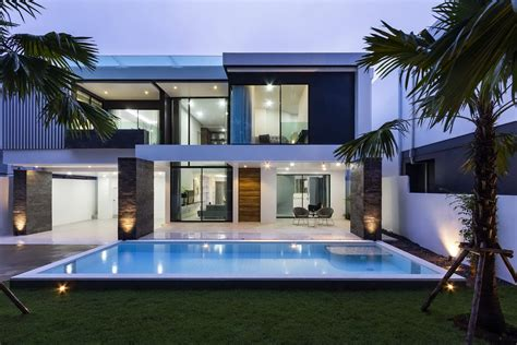 House With 4 Bedrooms by Beautiful 4 Bedroom Ultra Modern Pool Villa In Hang Dong