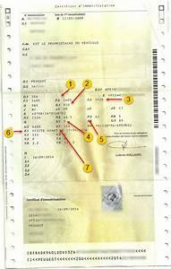 Le Vendeur N A Pas Changé La Carte Grise : tout savoir sur la carte grise ornikar ~ Medecine-chirurgie-esthetiques.com Avis de Voitures