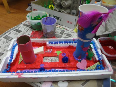 3d art projects for preschoolers 3d collage projects from room 3 preschool child care 576