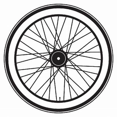 Wheel Spoke Wheels Turning Bicycle Circular Weekend