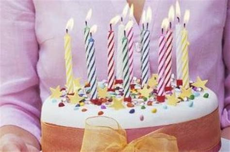 cuisine bébé gâteau d 39 anniversaire avec bougies
