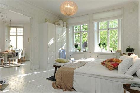 30 bellas y modernas recamaras en colores claros interiores