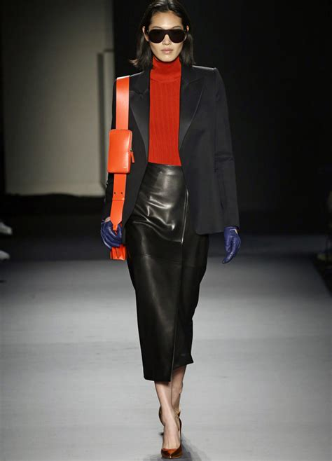 paris fashion week lanvin fall collection tom