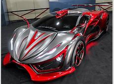 Inferno Is A 1,400 HP New Mexican Supercar Carscoops
