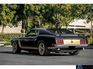 1970 MUSTANG BOSS CUSTOM with 3V heads, Roush SVO intake, Mass Flow EFI and topped with a Paxton ...