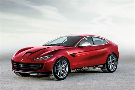 ferrari suv new and future cars for 2018 and beyond automobile magazine