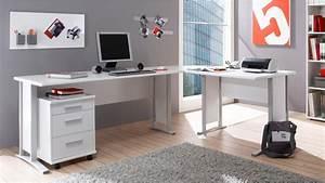 Büromöbel Weiß : b rom bel office line arbeitszimmer in wei schreibtisch ~ Pilothousefishingboats.com Haus und Dekorationen