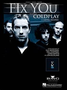 Coldplay: Fix You (Sheet Music)