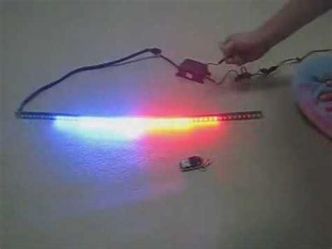 Knight Rider Style Led Light Scanner Youtube
