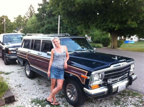 car storage kitchener purchase used 1987 jeep grand wagoneer ca car now in mw 1987