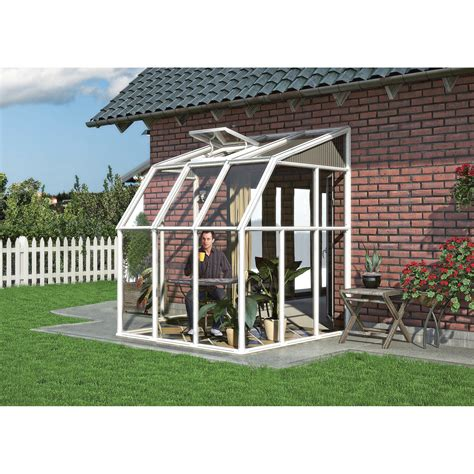 greenhouse sunroom rion sun room 2 greenhouse 6ft l x 6ft w model hg7506