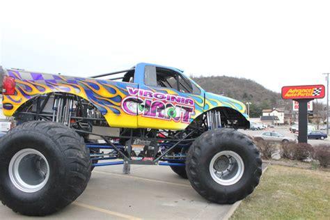 monster truck show hton va monster jam photos wheeling west virgina february 24
