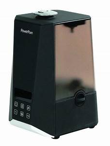 Powerpure 5000 Warm  U0026 Cool Mist Ultrasonic Humidifier
