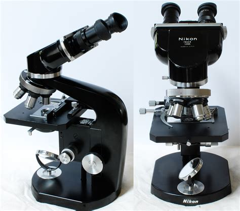 nikon model into the woods nikon model s microscope