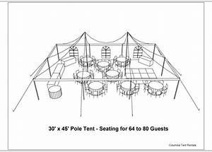 Tent Rentals For Weddings  U0026 Events  U2013 Columbia Tent Rentals