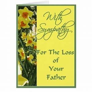 Essay about losing a father