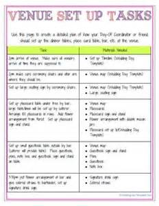 day of wedding coordinator resume wedding planner contract templatepincloutcom templates and