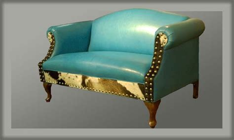 turquoise sofas loveseats 113 best western sofa loveseats images on