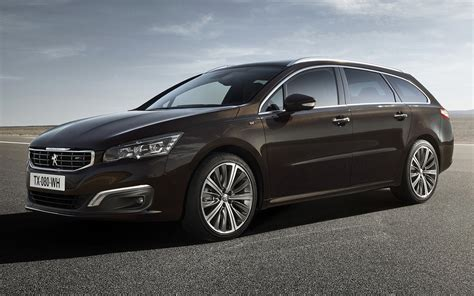 Peugeot Gt Wallpapers by 2014 Peugeot 508 Gt Sw Wallpapers And Hd Images Car Pixel