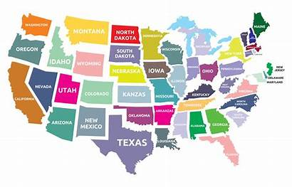 State Different Business States Usa Map Allbusiness