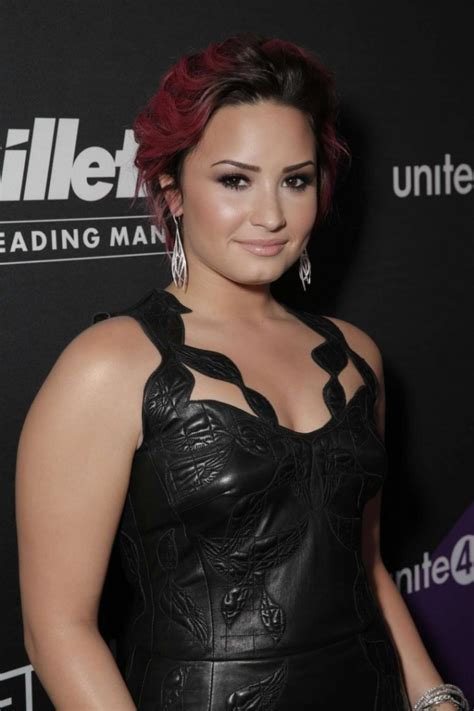 Demi Lovato Weight Gain, Too Much Or Just Enough