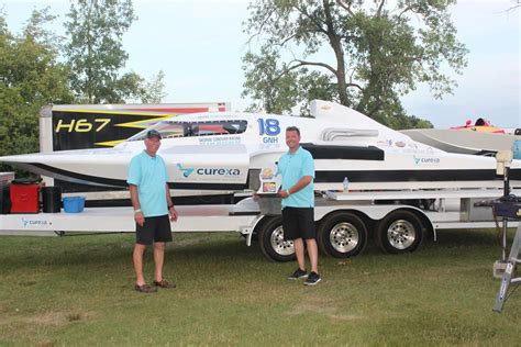 Virginia Power Boat Association by Conover Family Celebrates National Title After 44 Years Of