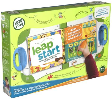 7 of the most popular leapfrog toys for learners 354 | LeapFrog LeapStart Interactive Learning System e1473683757501 1024x901