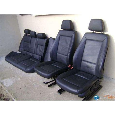siege auto bmw serie 1 interieur cuir noir bmw serie 1 e87 e 87