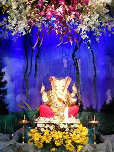 Eco Friendly Ganesh Eco friendly Decorations Ideas