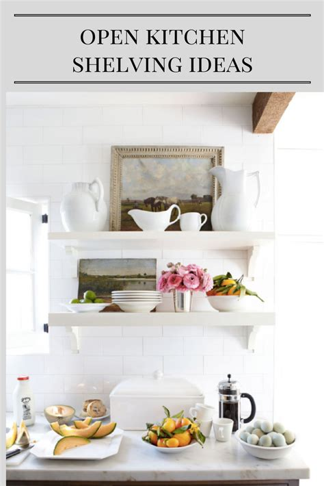 kitchen open shelving ideas casual home open shelving ideas for your kitchen