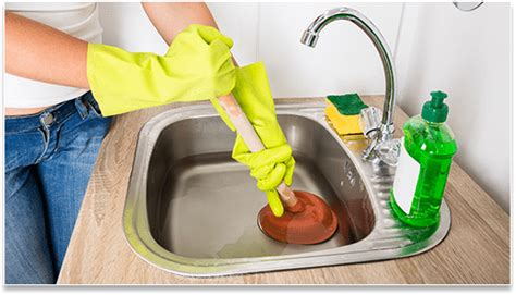 kitchen sink blockage blocked drain plumbing service 416 231 3331 clogged 2585
