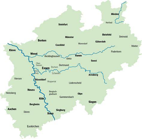 bedrohte und geschuetzte arten  nordrhein westfalen