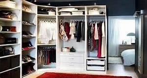 quelles dimensions pour un dressing bien organise With faire un plan maison 16 rangement de la maison une buanderie bien organisee