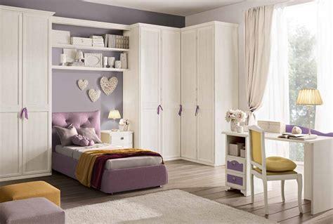 camere da letto con cabina armadio angolare cameretta beverly con letto imbottito armadio angolare