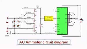Digital Multimeter Circuit Using Icl7107
