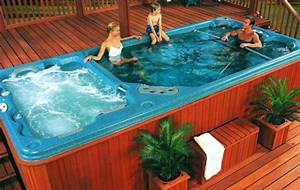 Spa pool photos photos and ideas for Swimming pool and spa design