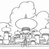 Palais Coloriage Dessin Diamant Barbie Aladdin Aladin Coloring Imprimer Gratuit Palace Buildings Architecture Animation Movies Coloriages Colorier Kb Printable Danieguto sketch template
