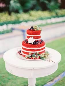 10 desserts seduisants et sans chichis mariagecom With couleur qui donne envie de manger 4 les gateaux de mariage les plus beaux