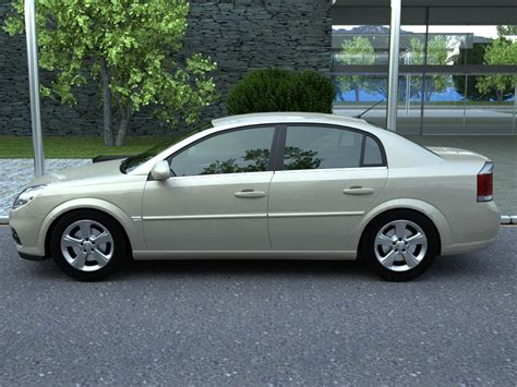 Opel Automobile Models by Opel Vectra 2006 Flatpyramid