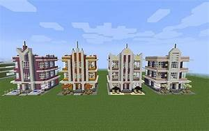 Art Deco Hotel Pack Minecraft Project